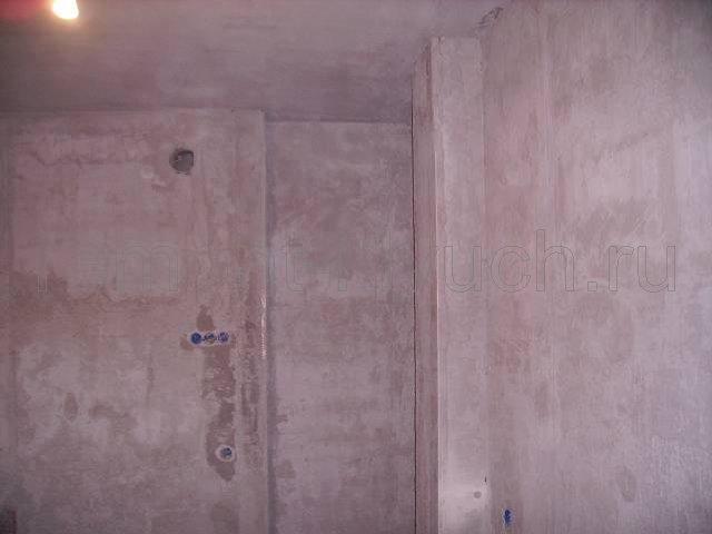 Штукатурка стен ротбандом своими руками без маяков