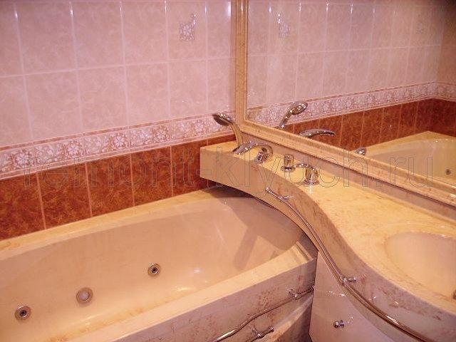 Как дешево сделать ванну