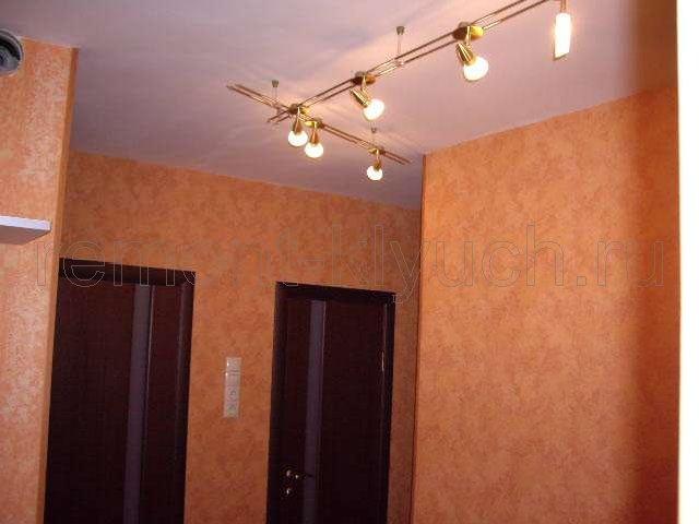 Люстры в коридор фото