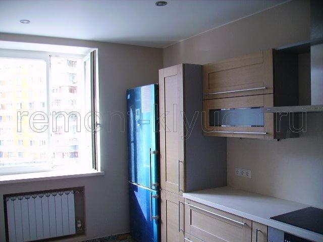 Фотографии ремонта квартиры, проведенного по ул. никулинская.