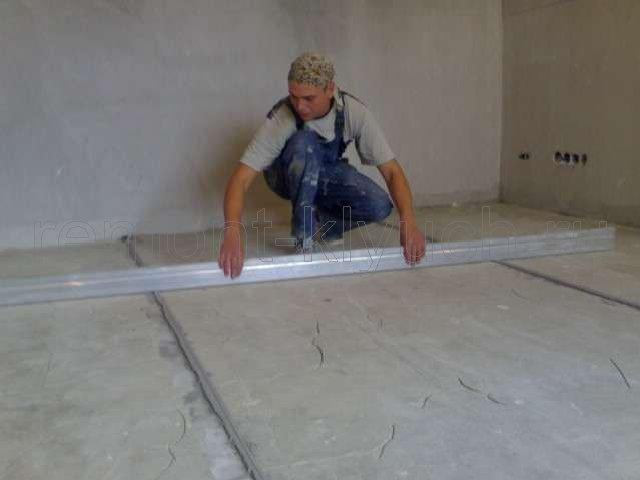 Comment refaire un plafond fissure fort de france devis - Peindre sans lessiver ...