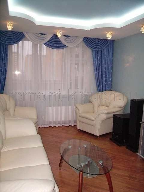 Ремонт квартир под ключ и отделка офисов в Твери - ВЕКТОР